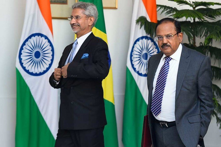 NSA Ajit Doval, Chinese FM Agree On Expeditious Disengagement Of Troops At LAC