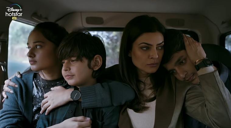 Sushmita Sen, Director Ram Madhvani Announce Season 2 Of Aarya