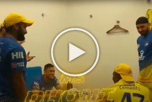 Helicopter 7: Dwayne Bravo's Musical Gift For MS Dhoni Is A Hit - WATCH