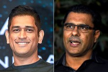 The Way MS Dhoni Led India, It Is Difficult To Express It In Words: Pakistan Legend Waqar Younis