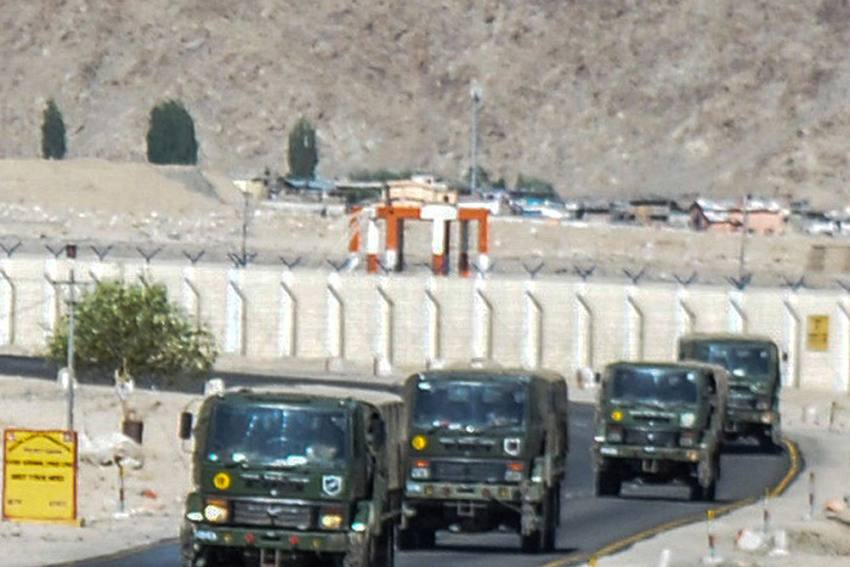 Chinese Military Withdraws Troops, Removes Structures In Hot Springs, Gogra: Report