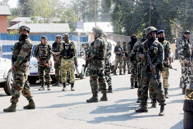 2 SSB Personnel Killed In Case Of Fratricide In Kashmir