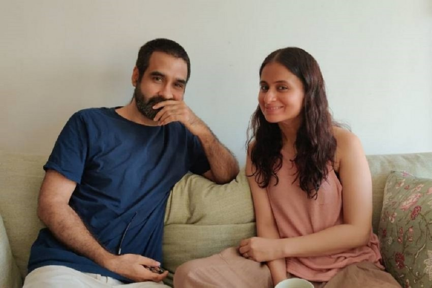 'Banana Bread' Explores How Lockdown Brought Two Lonely People Together: Rasika Dugal And Mukul Chadda
