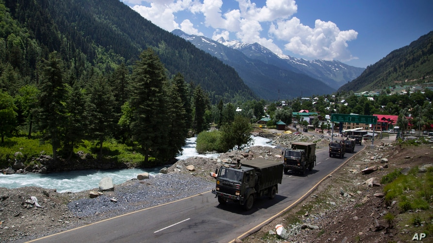 Galwan Valley Pullback Shifts LAC By 1 Km To India's Disadvantage: Report