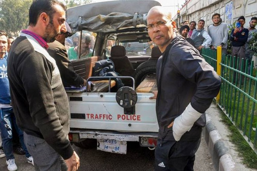 Basant Rath: The Suspended J-K Cop On Whom Mahesh Bhatt Wishes To Make A Movie