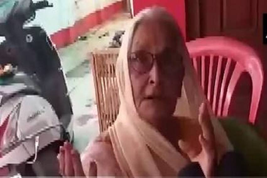 Right Now Vikas Dubey Is In Samajwadi Party, Says Mother; Party Denies Claim
