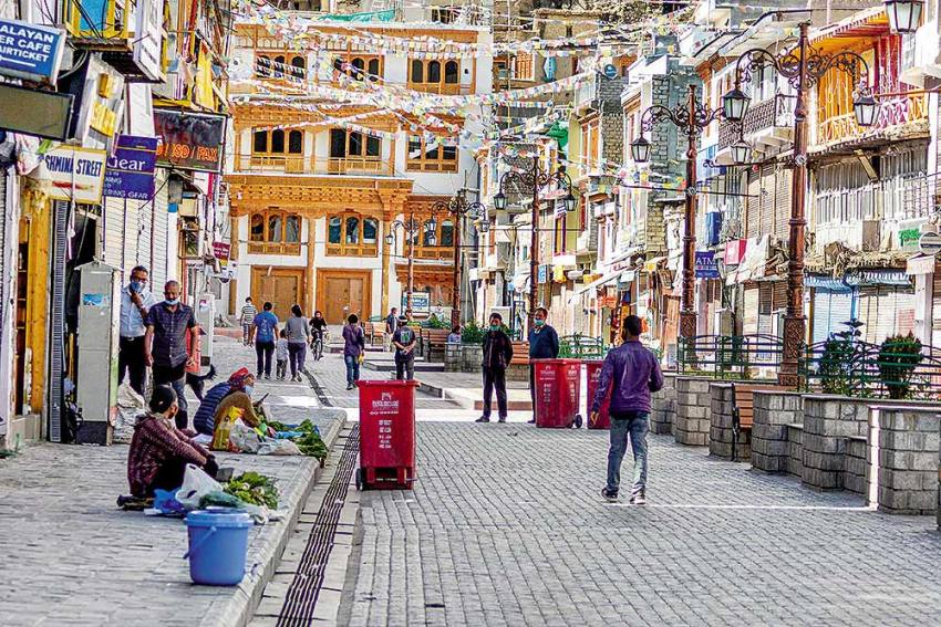 Left Out Of Centre: Why Ladakh Has Not Seen A Flurry Of Central Notifications