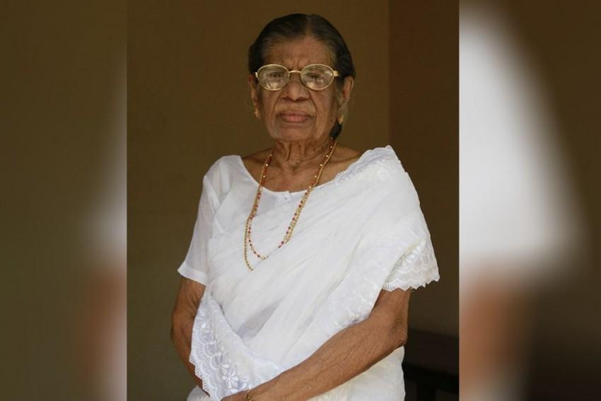 Gowri Amma: The Best CM Kerala Never Had