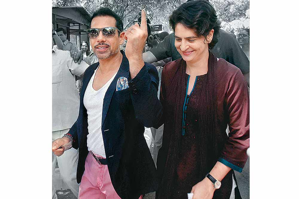 How Probe Against Robert Vadra Keeps The Pressure On Congress