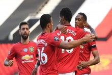Paul Pogba Thrilled By Bruno Fernandes, Manchester United Forwards