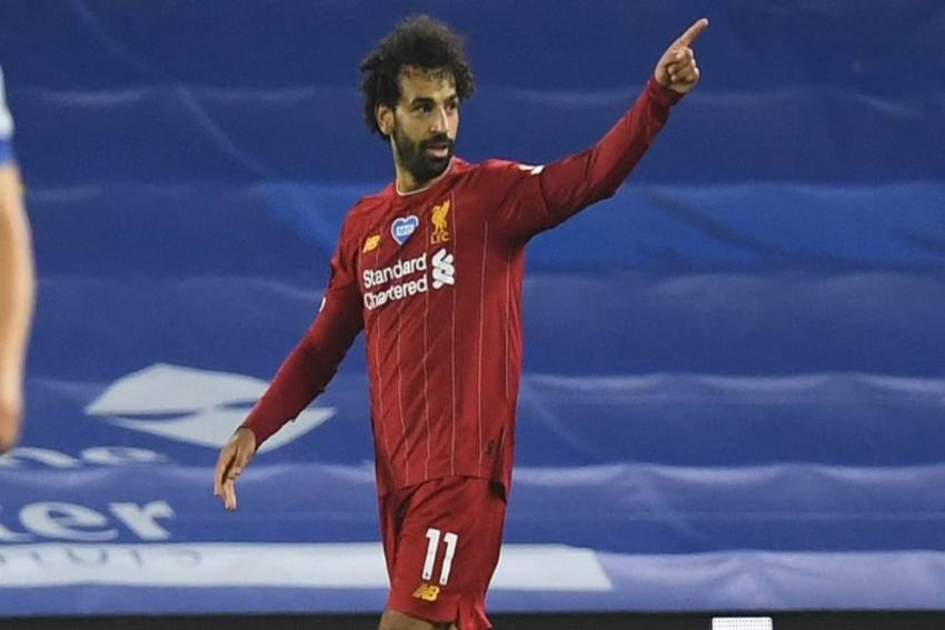 Mohamed Salah Motivated To Win Premier League Golden Boot Again – Jurgen Klopp