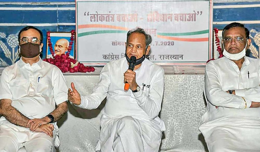 If Congress High Command Forgives Rebels, I Will Welcome Them Back: Ashok Gehlot