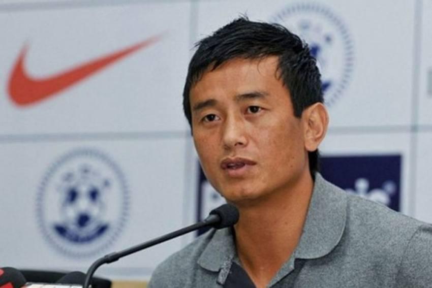 'Sixth Sense' A Must To Be A Successful Striker: Bhaichung Bhutia
