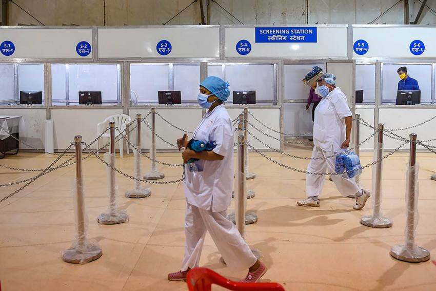 India Records Biggest Single-day Jump Of Over 57000 Coronavirus Cases, 764 Deaths