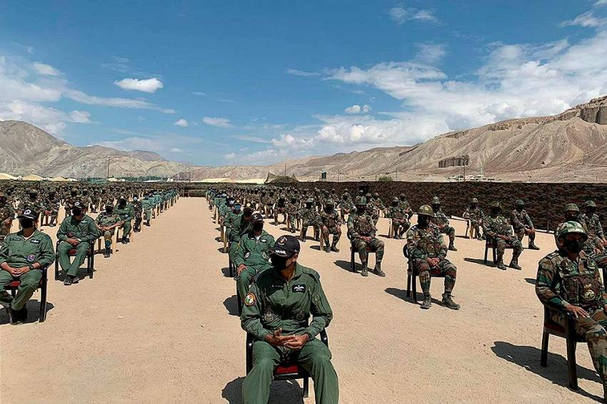Indian Army Prepares To Maintain Current Strength In Eastern Ladakh During Winter
