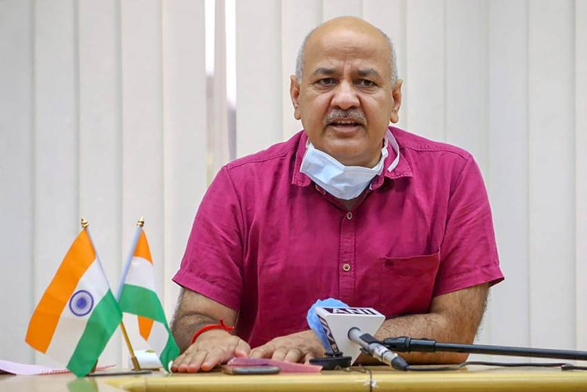 Delhi: Manish Sisodia Writes To Amit Shah, Seeks Directions To Lt Governer To Allow Hotels, Markets To Open