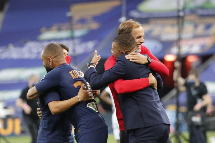 Thomas Tuchel Proud Of PSG After Domestic Sweep