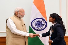 Indian Women's Junior Hockey Forward Mumtaz Khan Talks About Her Objectives At Olympics, Asian Games