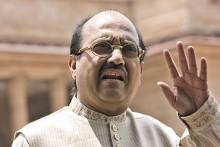 Rajya Sabha MP And Former Samajwadi Party Leader Amar Singh Dies