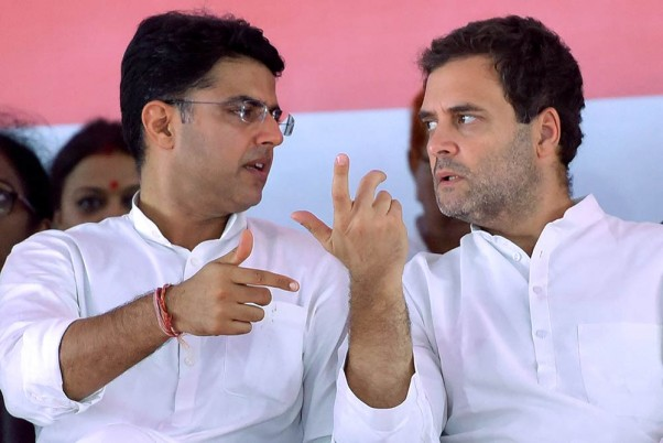 Sachin Pilot Met Rahul Gandhi, Committed To Work In Interest Of Party: Congress