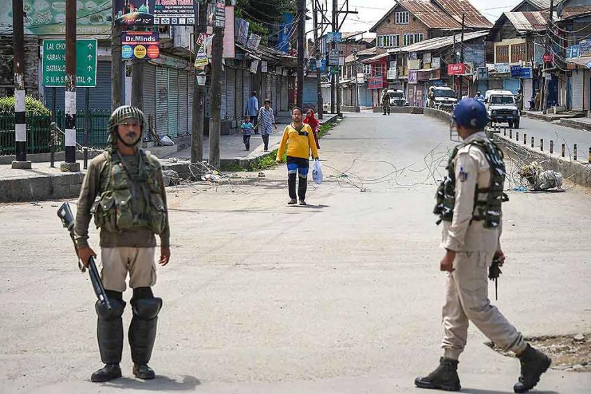 Militants Hurl Grenade At BJP Panchayat Member's House In Kashmir's Pulwama