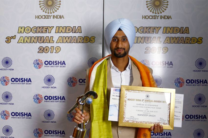 Mandeep Singh Becomes Sixth Indian Hockey Player To Test COVID-19 Positive