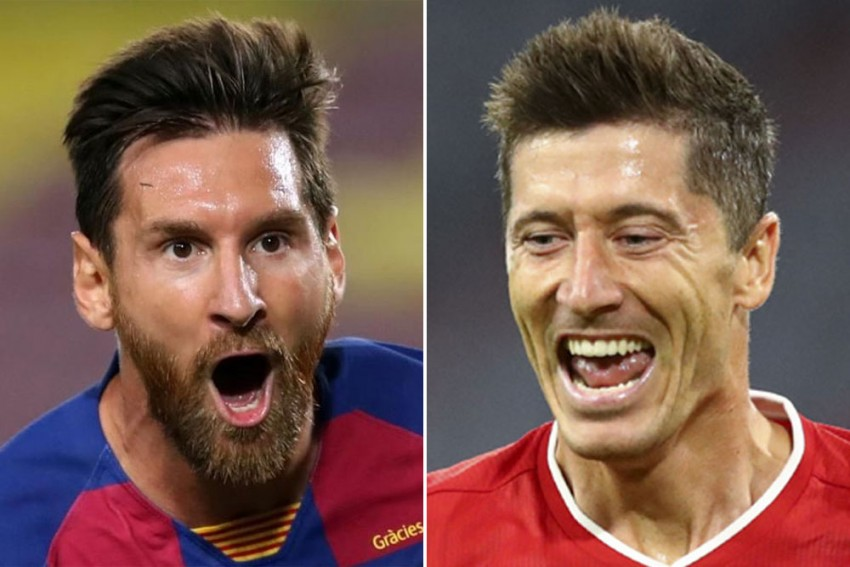 Barcelona Vs Bayern Munich Live Streaming: Watch Champions League Quarter-final Knock-out Live
