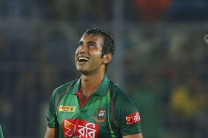 Former Bangladesh Spinner Mosharraf Hossain Tests Positive For COVID-19