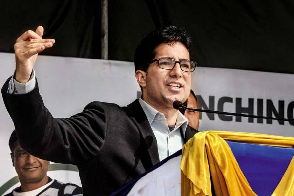 Shah Faesal Steps Down As Party President, May Re-join Govt Services