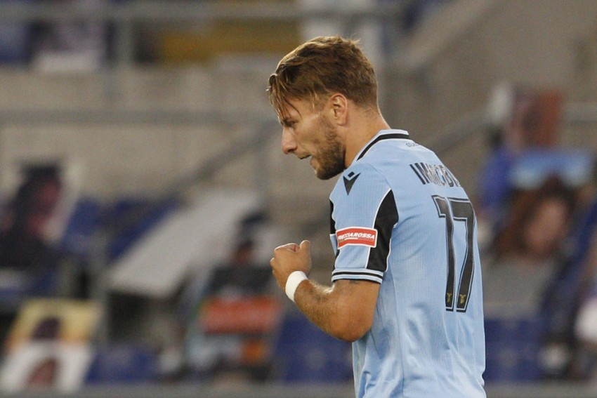 Ciro Immobile Staggered By Golden Shoe Glory After Breaking Lionel Messi-Cristiano Ronaldo Duopoly
