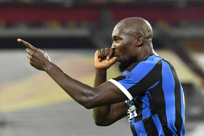 Inter Star Romelu Lukaku Sets Europa League Scoring Record