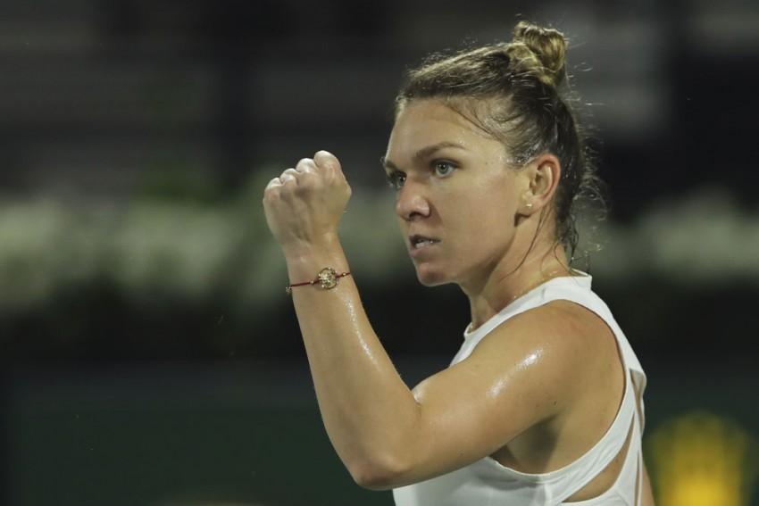 Prague Open: Simona Halep Edges Out Polona Hercog On WTA Tour Return