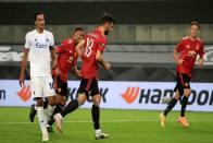 Manchester United 1-0 Copenhagen: Bruno Fernandes Penalty Sends Red Devils Into Europa League Semi-Finals
