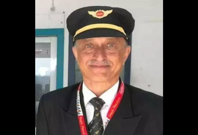 Kozhikode Plane Crash: Pilot Deepak Sathe Cremated, Maharashtra Govt Accords State Funeral