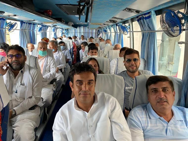 Sachin Pilot's Return Has Annoyed MLAs In Ashok Gehlot Camp: Congress Leader
