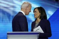 Kamala Harris Is Joe Biden's Choice For Running Mate, First Black Woman To Run For Vice President
