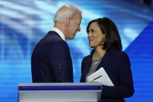Kamala Harris Is Joe Biden's Choice For Running Mate, First Black Woman To Run For Vice President