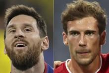 Barcelona Vs Bayern Munich: Leon Goretzka Relishing Lionel Messi Challenge After Cristiano Ronaldo Tests