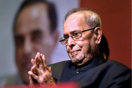 May God Do Whatever Is Best For Him: Pranab Mukherjee's Daughter