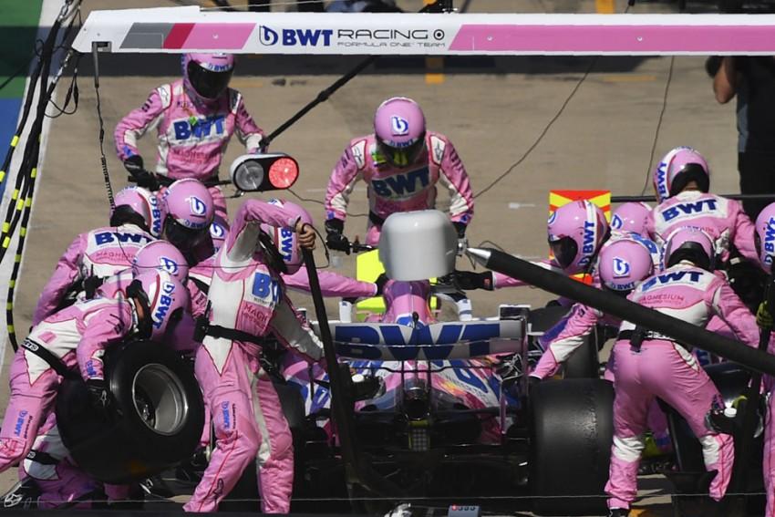 Renault, Ferrari Confirm Appeal Against Racing Point Verdict
