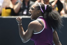 Top Seed Open: Serena Williams Makes Winning Return In Three-set Battle With Pera Bernarda