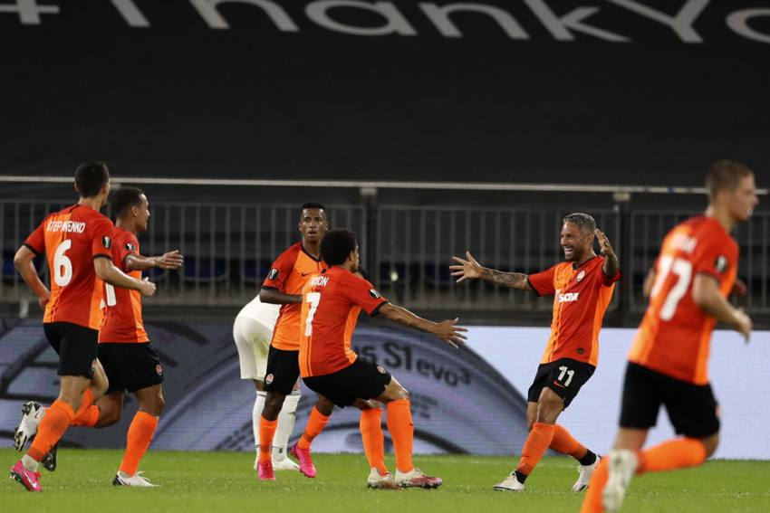 Shakhtar Donetsk 4-1 Basel: Taison And Marlos Star To Secure Inter Semi-final In Europa League