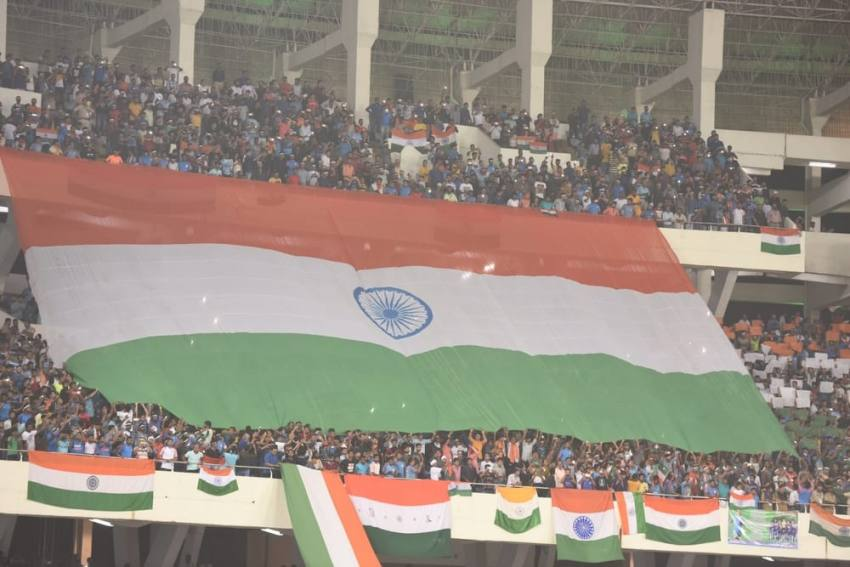 No Action For Indian Football Team This Year!! Asian 2022 FIFA World Cup Qualifiers Postponed