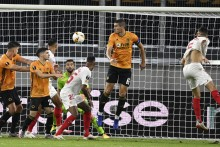 Europa League: Sevilla Knock Wolves Out, Set Up Semi-final Date With Manchester United