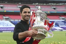 Mikel Arteta Can Achieve Greatness At Arsenal: Robin Van Persie