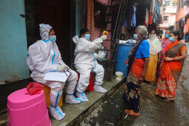 With Biggest Single-day Jump Of 66,999 Cases, India's Coronavirus Tally Nears 24 Lakh