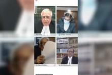 Caught On Camera: Senior Advocate Smokes Hookah During Virtual Hearing Of Rajasthan HC