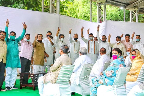 Live Updates: Ashok Gehlot Govt Wins Confidence Vote In Rajasthan Assembly
