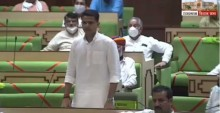 'Strongest Warrior Sent to Border': Sachin Pilot On Change In Assembly Seating