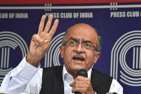 SC Holds Lawyer Prashant Bhushan Guilty Of Contempt For Tweets Against CJI, Judiciary